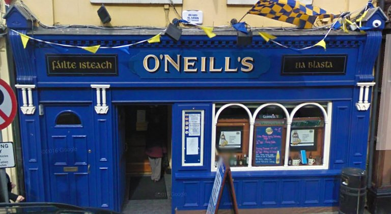 O'Neills Bar