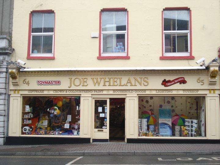 Joe Whelans