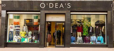 O'Deas Menswear