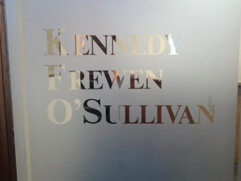 Kennedy Frewen O Sullivan, Solicitors