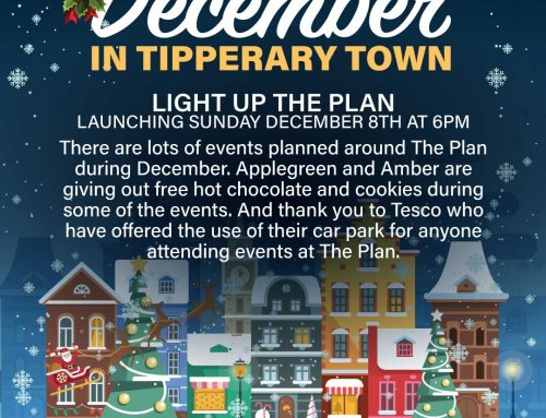 The Lighting up of the plan for Christmas