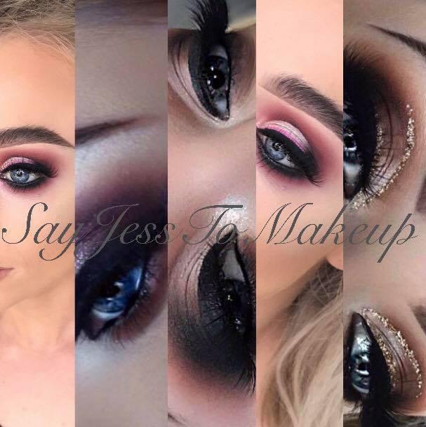 Say Jess To Make-up, Brows and Nails